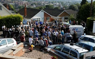 200 strangers show up to stop man being evicted