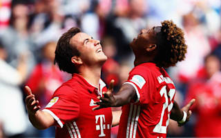 Alaba feels Gotze gets unfairly criticised