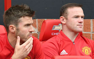 Rooney, Carrick and Jones out of Manchester United v Saint-Etienne