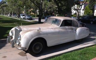 Bond writer Ian Fleming's Bentley goes on sale