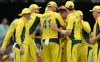 Aussies looking to claim ODI series
