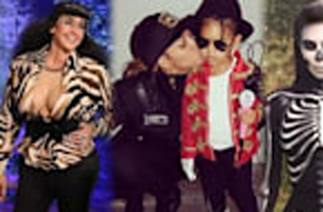 10 Most EPIC Celebrity Halloween Costumes