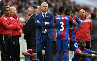 Pardew falls victim to FA Cup curse