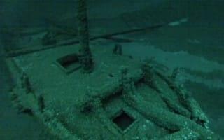 Three retired men find one of world's oldest shipwrecks
