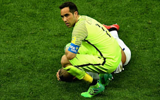 Shocking penalty shoot-out stat highlights Claudio Bravo's Man City woe