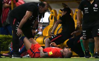 Bayern worried over Vidal fitness