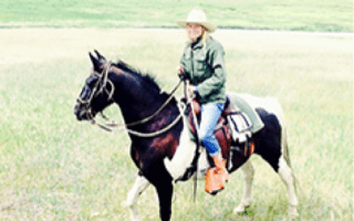 Gwyneth Paltrow 'gets her cowgirl on' at Montana dude ranch holiday