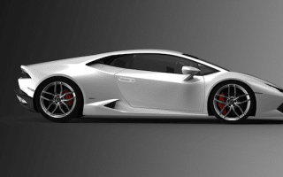 Lamborghini unveils all-new Huracan supercar