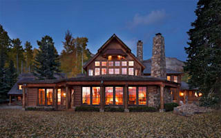 Tom Cruise's ski lodge on the market for $59m