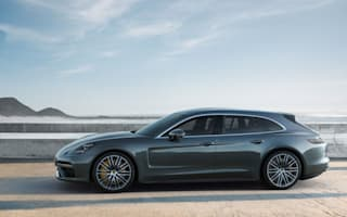 Porsche reveals striking new Panamera Sport Turismo ahead of Geneva debut