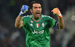 Juventus must do more to match Bayern or Barcelona - Buffon