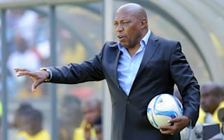 Angola v South Africa: Mashaba knows the pressure is on