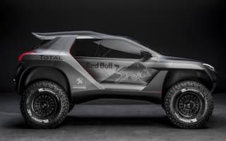 Peugeot reveals 2008-based DKR Dakar Rally racer