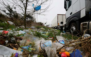 Motorists face £75 fine for littering, even if it's not their fault