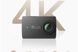 YI Techonology lanza una cámara que podría poner en aprietos a GoPro