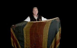 Battle of Trafalgar Union Jack goes up for auction