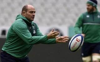 Best eager for improvement against France