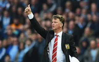 Van Gaal: I am one of the best managers in the world