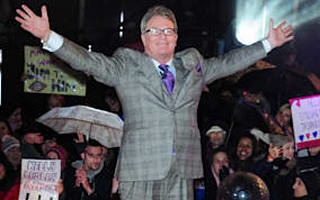 Was Jim Davidson down to his last £761 before CBB?
