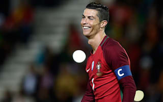 Ronaldo in Portugal's Confederations Cup squad as Sanches misses out