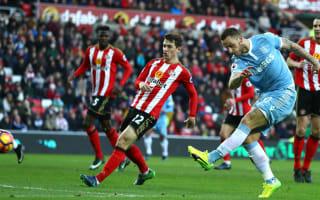 Sunderland 1 Stoke City 3: Arnautovic sinks woeful Black Cats