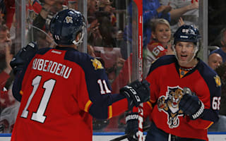 Panthers and Red Wings halt skids