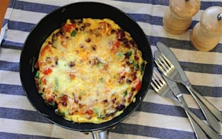Watch: How to make the perfect omlette