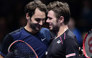 Wawrinka revels in 'amazing' year after Federer defeat