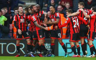 Bournemouth 4 Liverpool 3: Stunning comeback leaves Klopp's men reeling