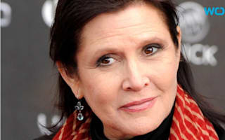 Ellen DeGeneres pays a moving tribute to Carrie Fisher
