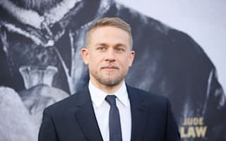 King Arthur star Charlie Hunnam inspired by 'gangster' father