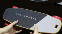 Este skate eléctrico es el más pequeño, ligero y barato que podrás comprar