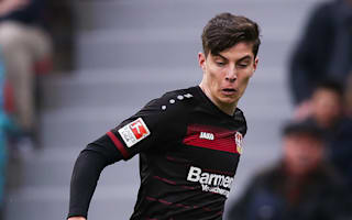 Not too cool for school - exams rule Leverkusen's Havertz out of Champions League clash