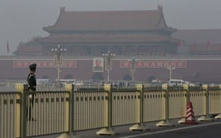 Five people dead after vehicle crash in China's Tiananmen Square