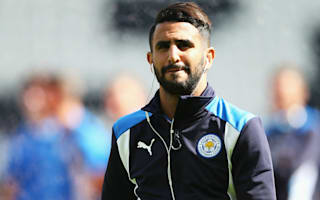 Mahrez backs Leicester for even greater success