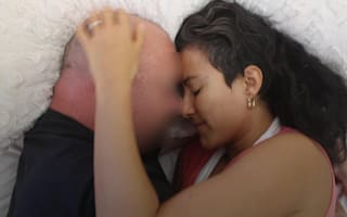 Cash for cuddles: Woman becomes professional cuddler