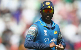 Tharanga handed two-match ban for slow over-rate