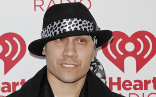 Taboo opens up about his battle with cancer - and how he is using it to help others