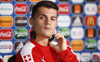 Xhaka: Arsenal's attractive football fits me