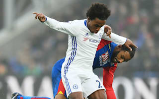 Willian inspired to lead Chelsea to title in memory of mother