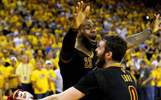 LeBron free to bask in the glory of his greatest accomplishment