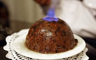 World's most expensive Christmas pudding on sale for £23,000