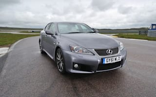 Road test review: Lexus IS F