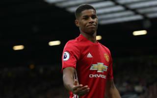 Rashford starts for Manchester United against Chelsea