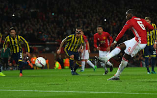 Pogba praises Rooney after resounding win
