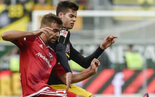 Ingolstadt 3 Borussia Dortmund 3: Pulisic rescues a point
