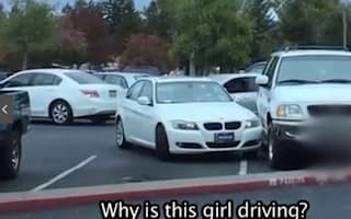Is this the worst parking attempt ever? (video)