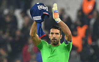 Hundred not out: The numbers behind Buffon's century of Champions League appearances