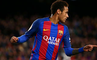 'It's my best season at Barca' - Neymar happy despite lack of goals