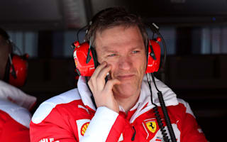 Allison joins Mercedes as technical director